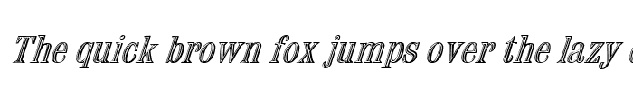 Preview of Nauert Italic