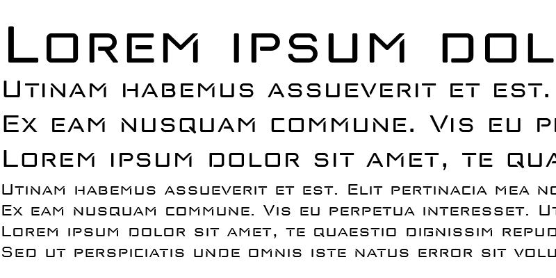 Sample of neo latina