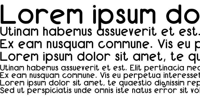 Sample of Neu Plain