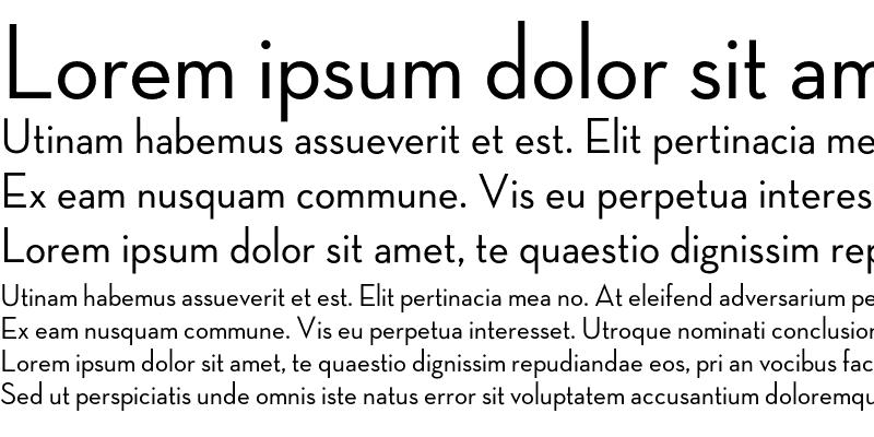 Sample of Neutra Display Medium