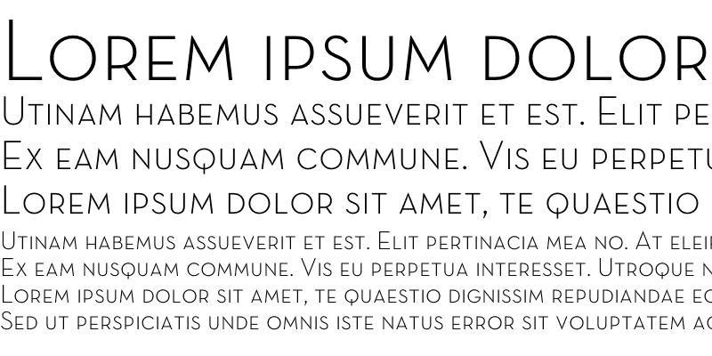 Sample of Neutra Text Light SC Alt