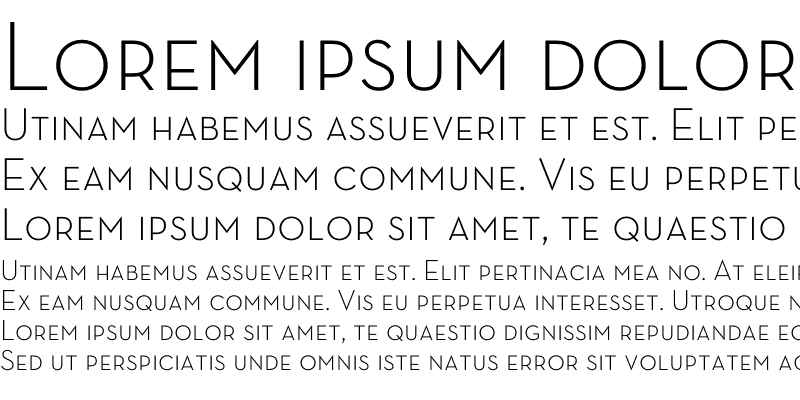 Sample of Neutra Text Light SC