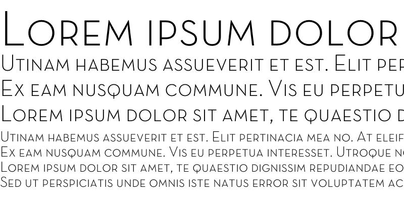 Sample of Neutra Text TF Light SC Alt