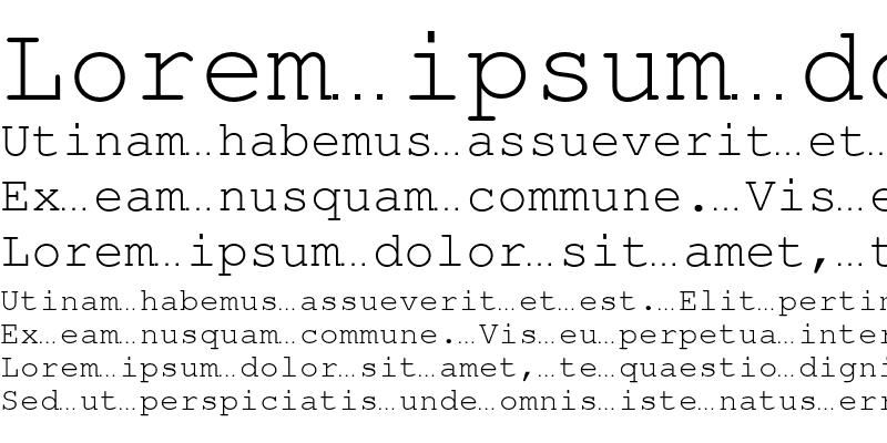 Sample of Nimbus