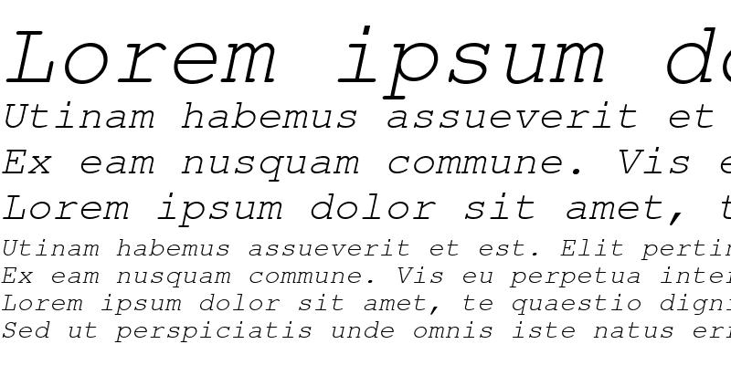 Sample of NimbusMonL Oblique