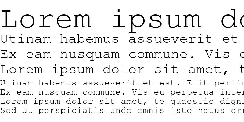 Sample of NimbusMonLUN