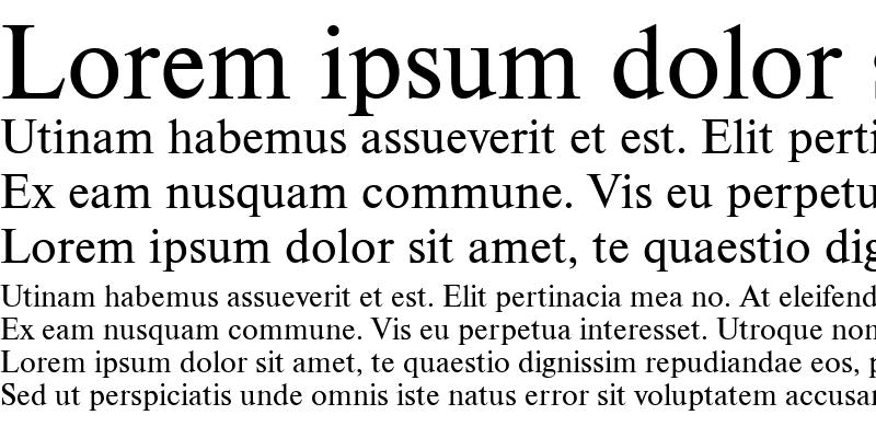 Sample of NimbusRomDEE