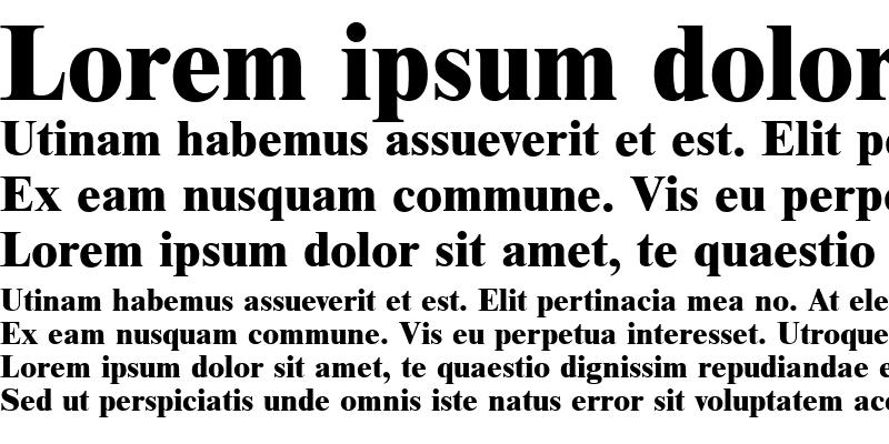 Sample of NimbusRomNo9TExtBol