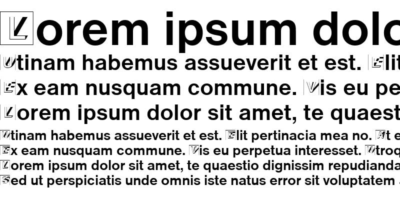 Sample of NimbusSanIniDBol