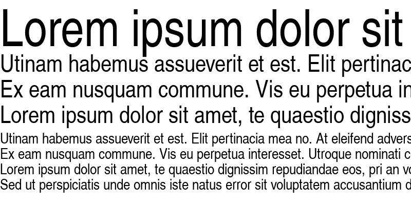 Sample of NimbusSanLCon