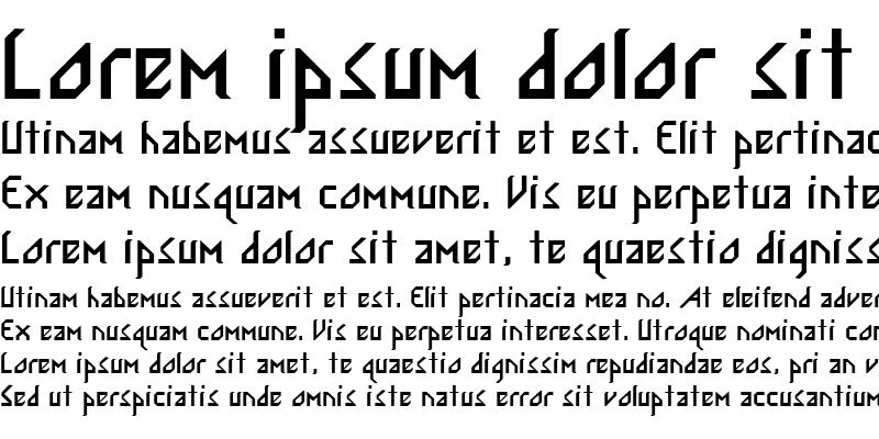 Sample of Nordic