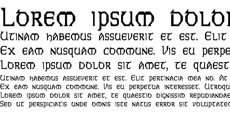 Sample of Norman-Condensed