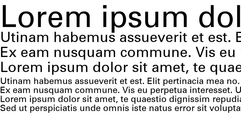 Sample of Nova Medium SSi