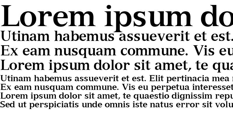 Sample of NuanceSSK Bold