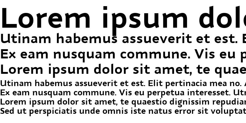 Sample of Nubian-Bold