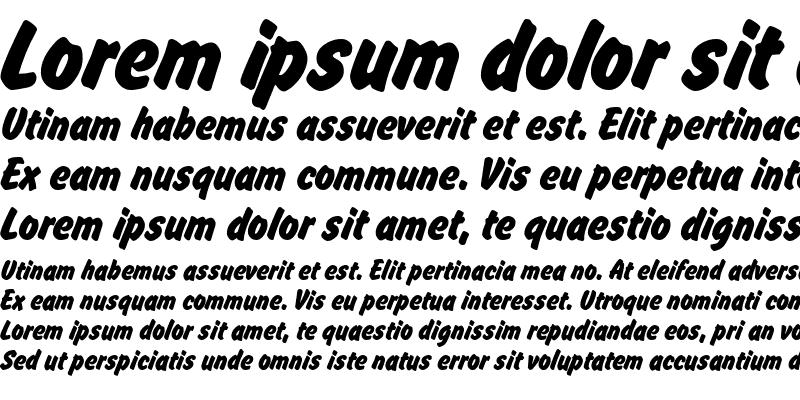 Sample of O670-Script