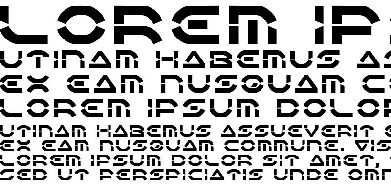 Sample of Oberon Deux