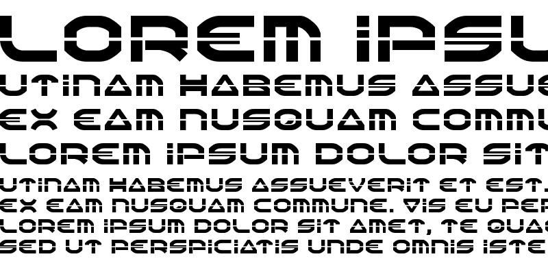 Sample of Oberon Laser