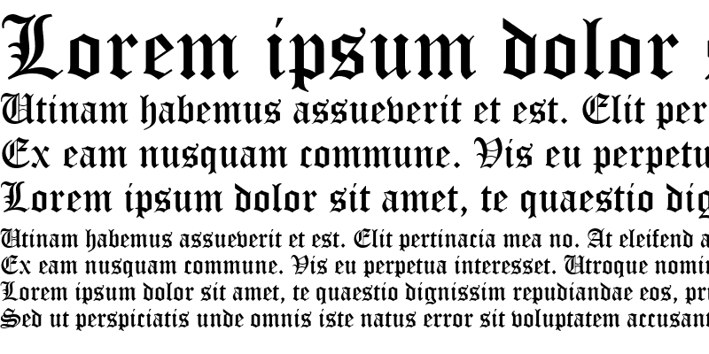 Sample of Old English Text MT Regular