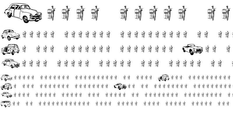 Sample of OLDCAR