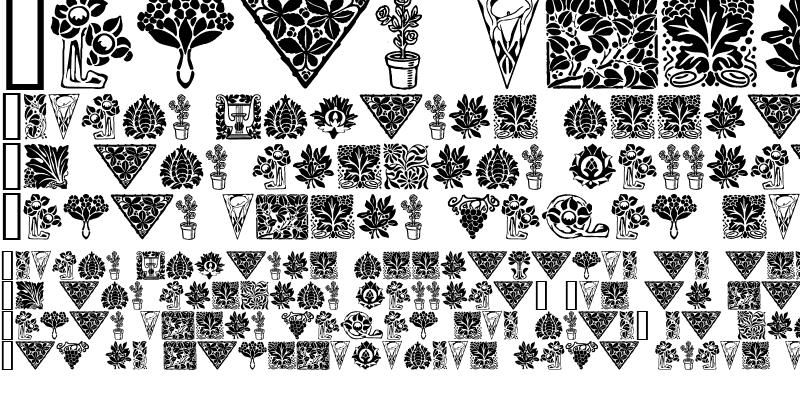 Sample of Ornamenter