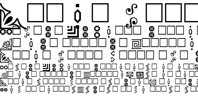 Sample of OrnamentTT