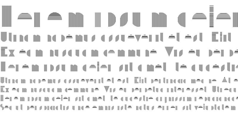 Sample of P22 Bifur F Regular