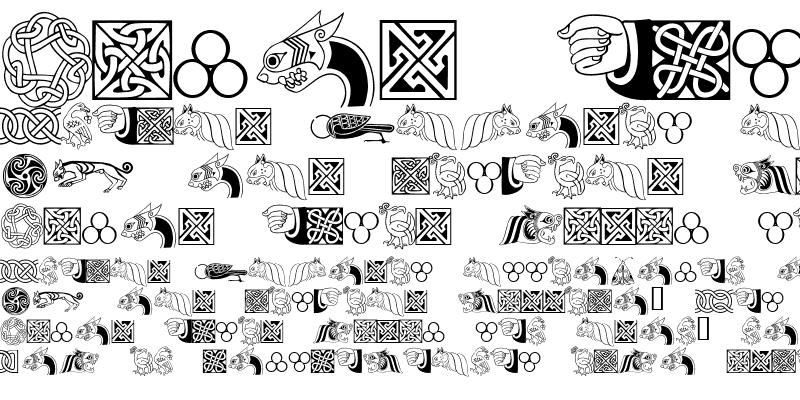 Sample of P22 KellsExtras