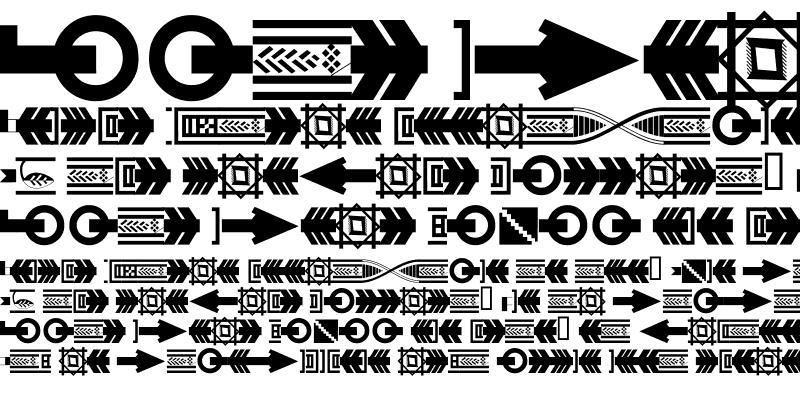Sample of P22 Underground Extras Regular