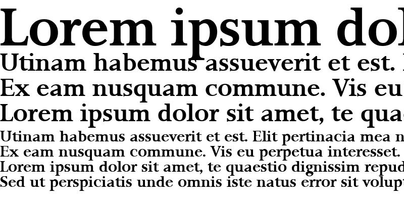 Sample of Palermo-Medium