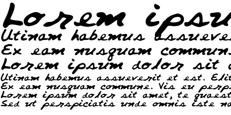 Sample of Pali