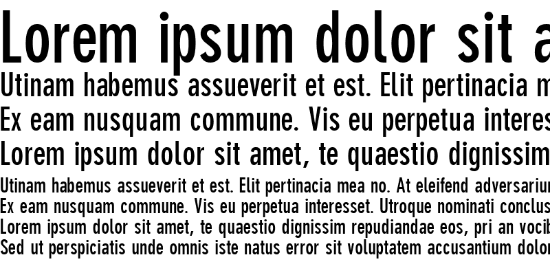 Sample of ParallaxGroteskCondSSK Bold
