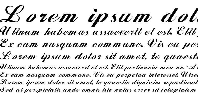 Sample of Paravane