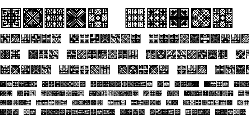 Sample of Patterns