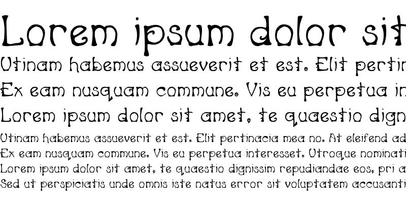 Sample of PC Art Nouveau