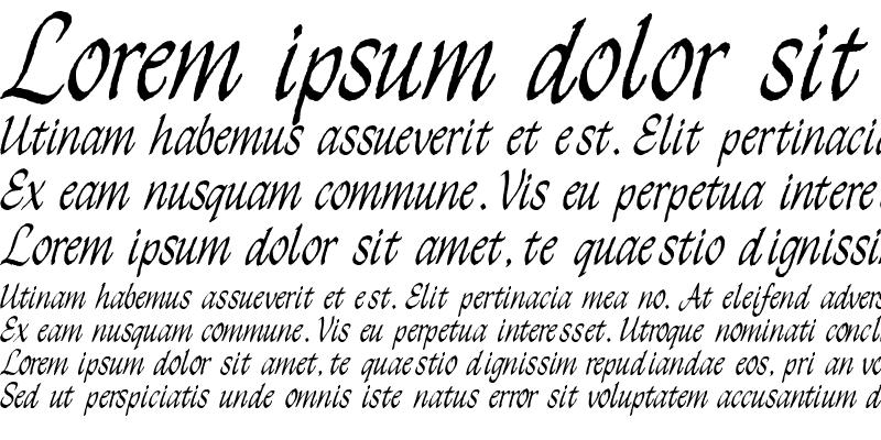Sample of PC Script
