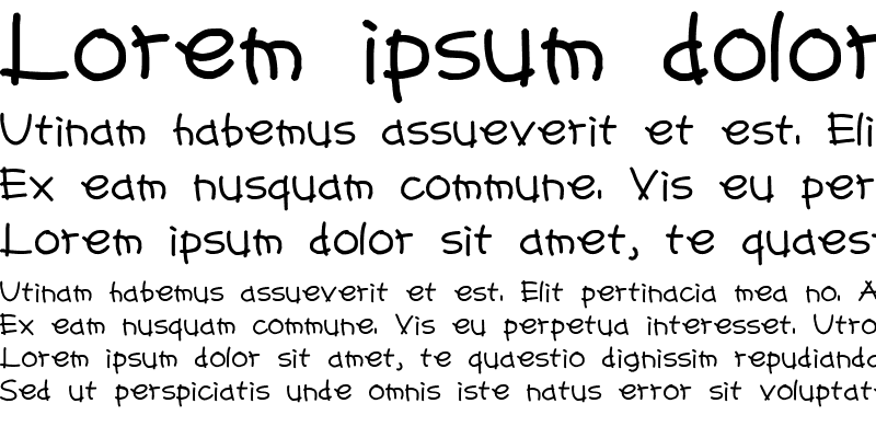 Sample of Pencil (sRB)