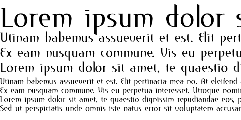 Sample of Perceval