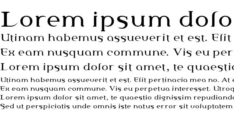 Sample of Percolator Text Cyr