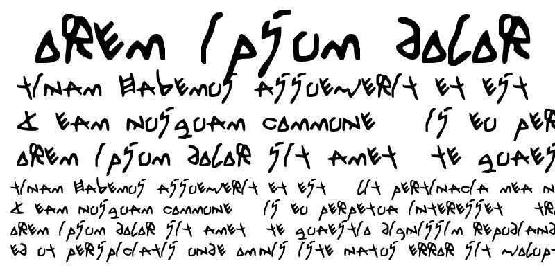 Sample of Pesky Phoenicians