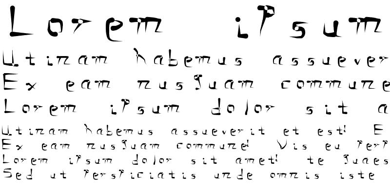 Sample of pf_0003 Regular