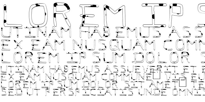 Sample of Pfvvbf7 liquid