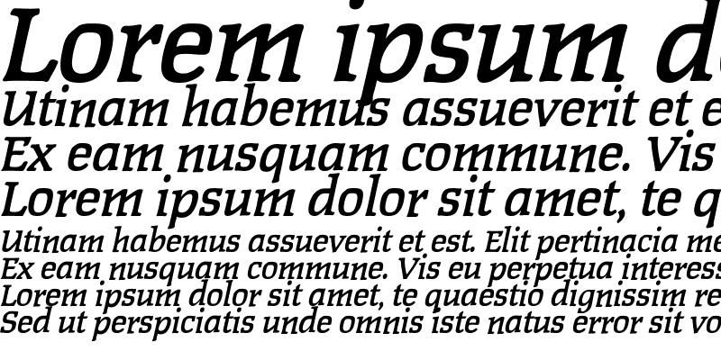 Sample of Polaris