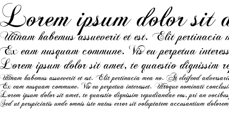 Sample of Polonaise