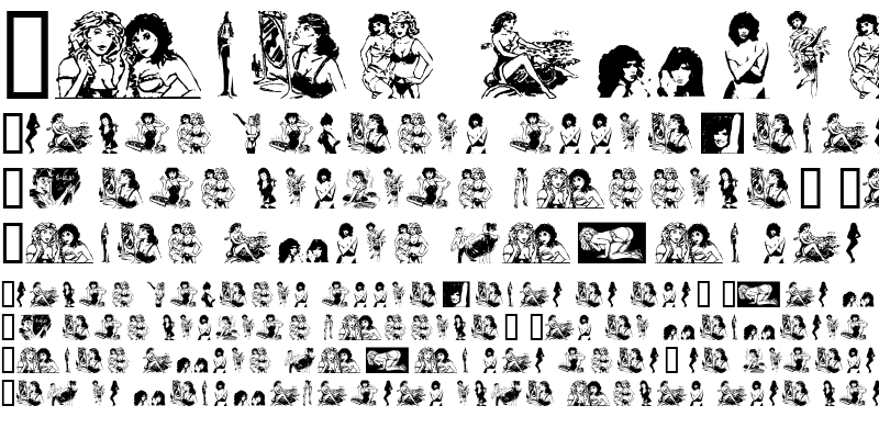 Sample of Porn