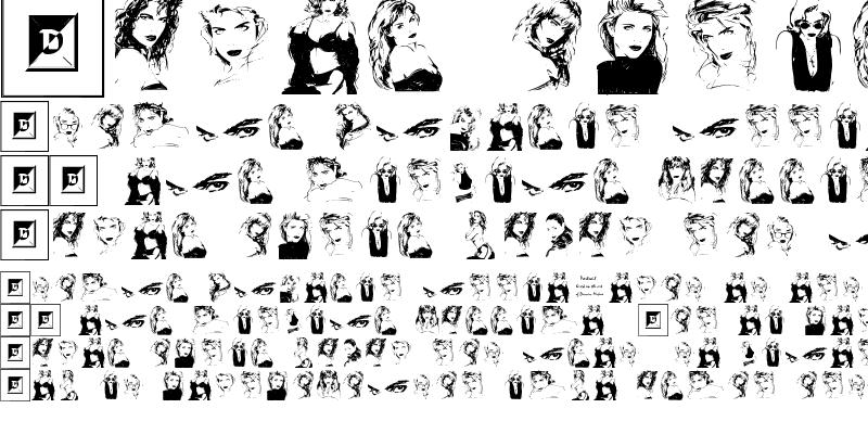 Sample of Portrait