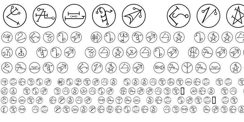 Sample of Powers of Marduk Regular