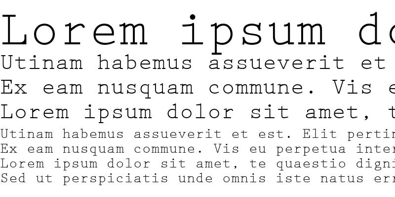 Sample of PrestigeElite Roman