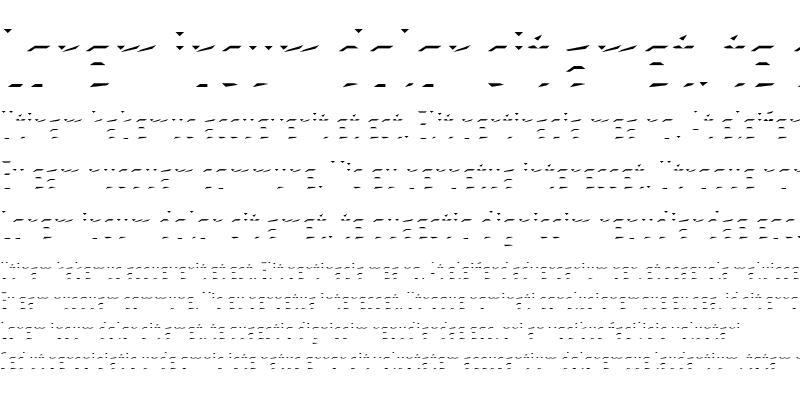 Sample of PrimaryStone Regular