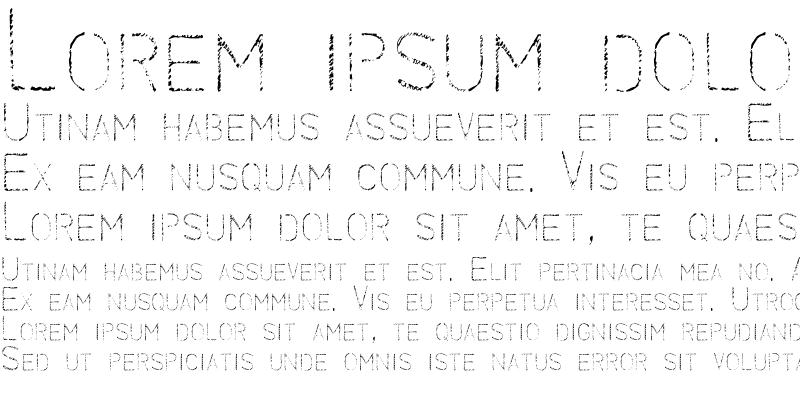 Sample of Primer Normal